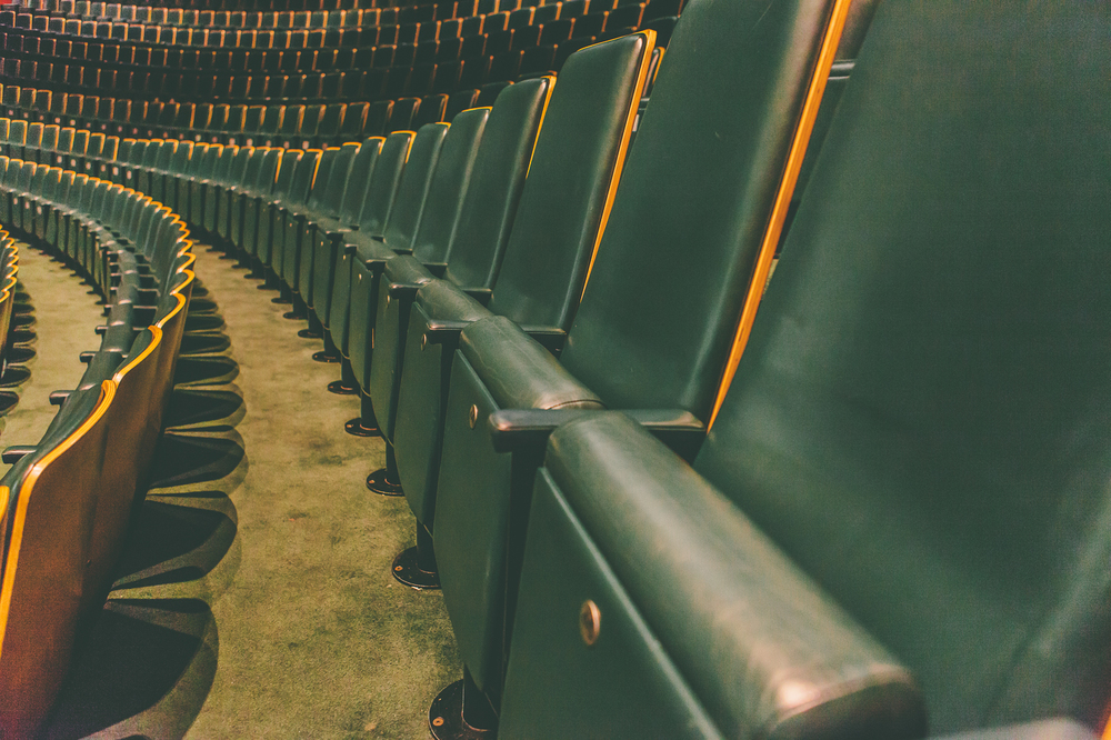 The HOUSE Seating (Credit: @davemusson)